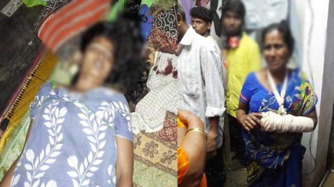 Unable to bear her husband's torture, a woman committed suicide here on Sunday at Nellore. - Sakshi Post