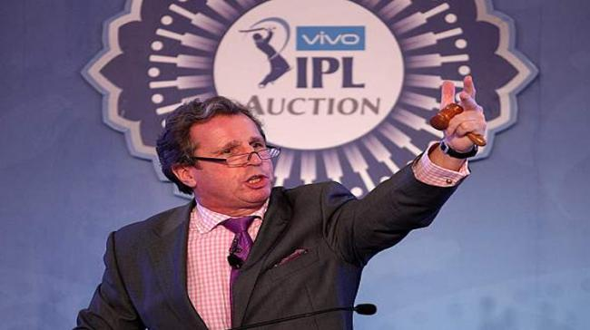 The player auction ahead of the 2019 Indian Premier League will be held in Jaipur on December 18. - Sakshi Post