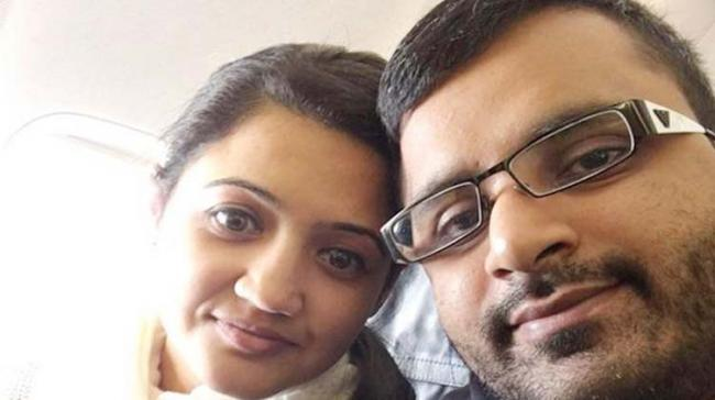 An Indian-origin pharmacist was sentenced to life imprisonment by a UK court on Wednesday for murdering his wife to use a two-million pound life insurance payout to build a new life with his gay lover in Australia. - Sakshi Post
