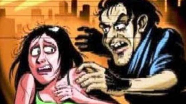 A seven-year-old minor girl was molested by a man. Her parents approached the police who sent the accused behind bars. - Sakshi Post