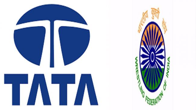 WFI President Brijbhushan Sharan Singh said, Tata Motors coming on board as partner. - Sakshi Post