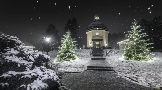 Austria's Iconic Silent Night Chapel Marks 200 Years - Sakshi Post