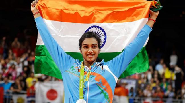 PV Sindhu, The Showstopper In Indian Sports This Week - Sakshi Post