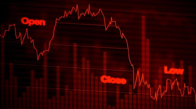 Equity Indices Open In Red; Sensex Down 180 Points - Sakshi Post