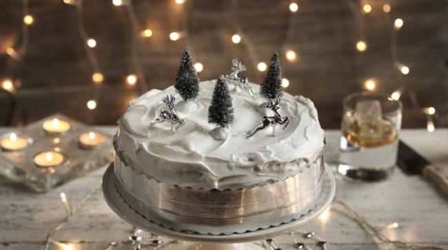 Why You Should Not Eat Christmas Cake Glitter - Sakshi Post