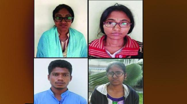 Three Women Naxals Arrested In Hyderabad's Moulali. - Sakshi Post