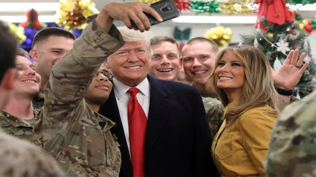 Trump Defends Decision To Withdraw US Troops From Iraq - Sakshi Post