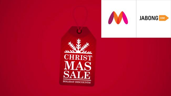 Best Offers On Myntra, Jabong For Christmas, New Year - Sakshi Post