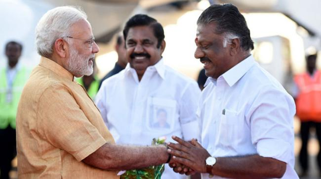 AIADMK In A Dilemma Over Alliance With BJP - Sakshi Post