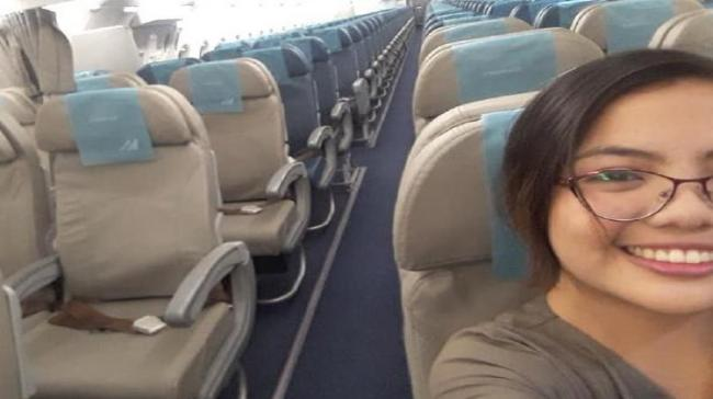 Philippines Airlines Flies Solo Female Passenger From Davao To Manila - Sakshi Post