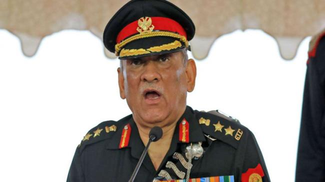 Rawat Suggests SC Order On Decriminalising Gay Sex May Not Be Implemented In Army - Sakshi Post