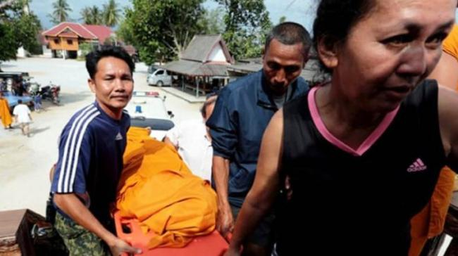 Gunmen Kill Two Buddhist Monks In Thai Temple Shooting - Sakshi Post