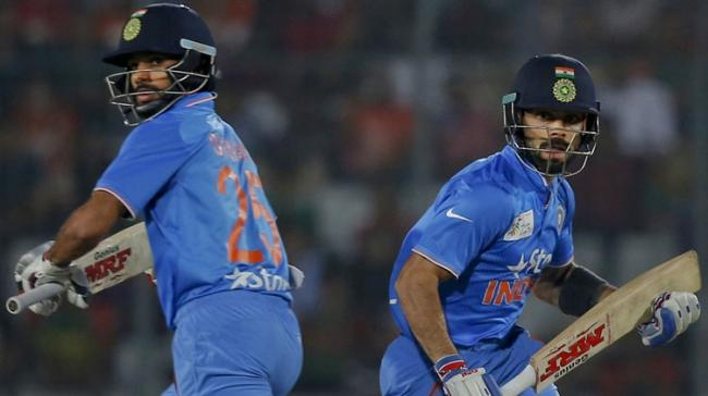 India Beat New Zealand By Eight Wickets In First ODI - Sakshi Post