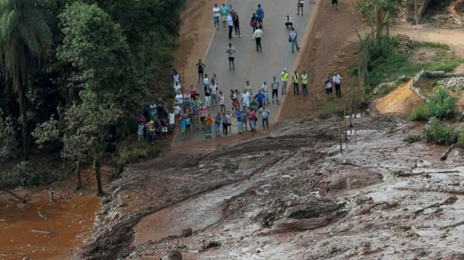 Brazil Dam Disaster Toll Rises To 9 Dead, Nearly 300 Missing - Sakshi Post