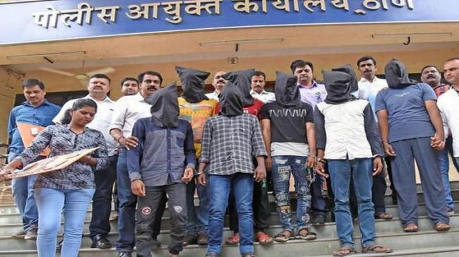 5 Arrested For Robbing Son, Killing Father In Thane - Sakshi Post
