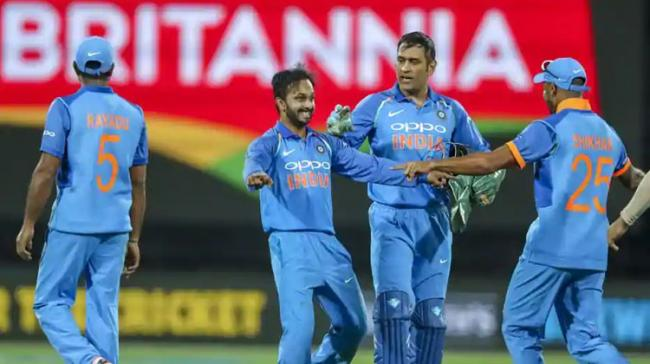 India Beat NZ By 35 Runs To Claim 4-1 Series Win - Sakshi Post