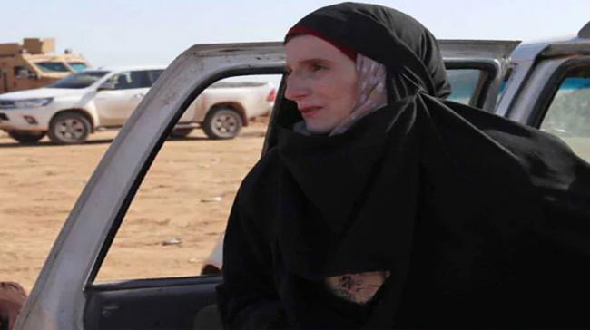 German Woman Flees ISIS In Syria Four Years After Joining Terrorist Bastion - Sakshi Post