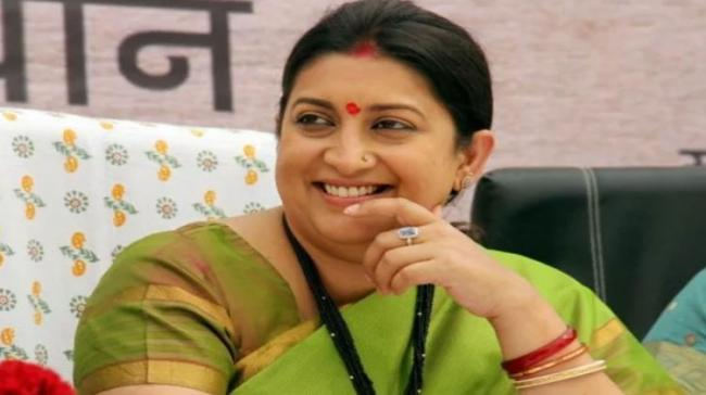 Smriti Irani Will Leave Politics The Day PM Modi Quits - Sakshi Post