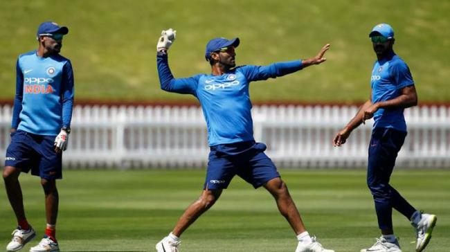 India Win Toss, Elect To Bowl Against New Zealand - Sakshi Post