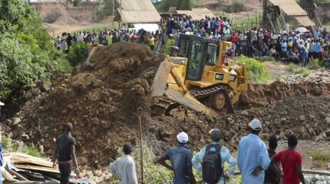 Over 60 Feared Dead In Zimbabwe Gold Mine Flooding - Sakshi Post