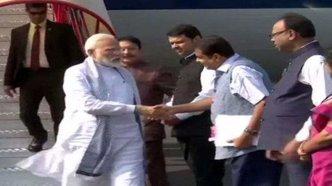 PM To Inaugurate Several Projects In Maharashtra - Sakshi Post