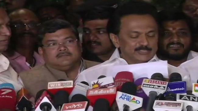 DMK Poll Manifesto Will Be As Per Voters Suggestions - Sakshi Post