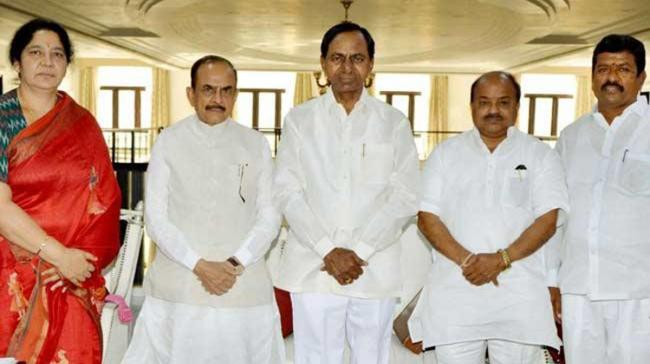 CM KCR Announces MLC Candidates List - Sakshi Post