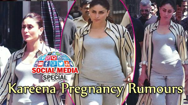 Kareena Pregnancy Rumours Surface After Baby Bump Picture - Sakshi Post
