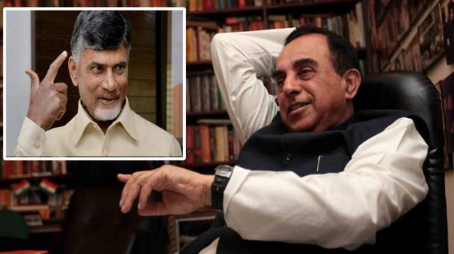 BJP MP and former minister Subramanian Swamy - Sakshi Post