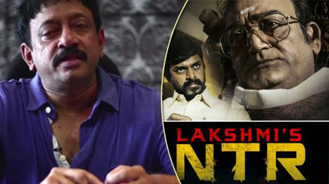 Ram Gopal Varma hits back on delay of Lakshmi's NTR release - Sakshi Post