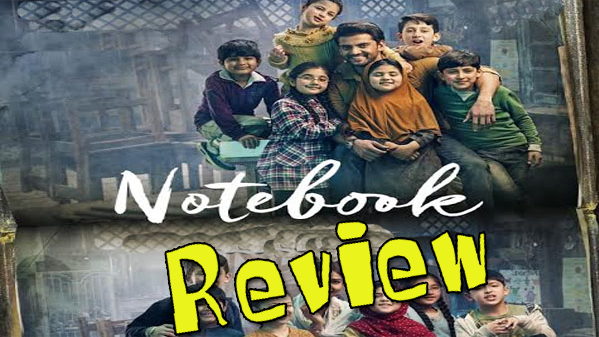 Notebook Movie Poster - Sakshi Post