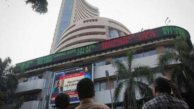 Market Opens In Green - Sakshi Post