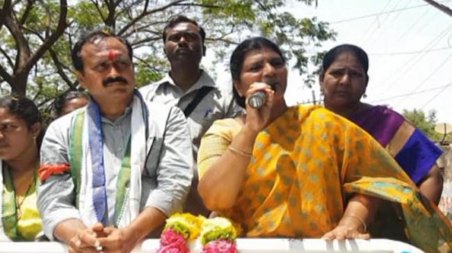 Lakshmi Parvathi And Alla Rama Krishna Reddy - Sakshi Post