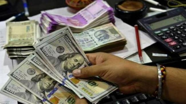 Forex Reserves Soar Over USD 5 Bn To Reach USD 412 Bn - Sakshi Post
