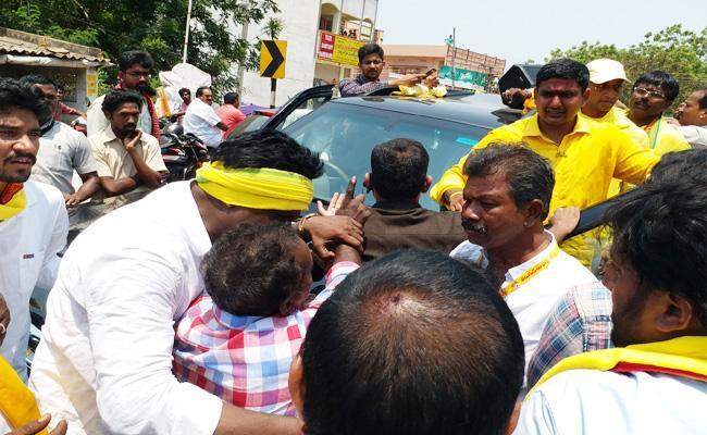 Nara Lokesh is facing a barrage of questions from voters and TDP sympathisers - Sakshi Post