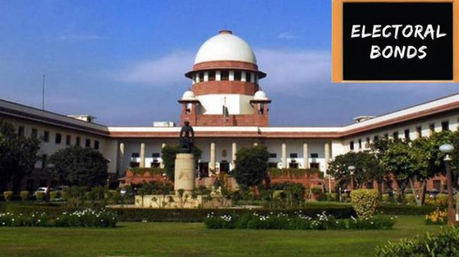 Electoral Bonds Remain, Submit Details By May 30: SC - Sakshi Post