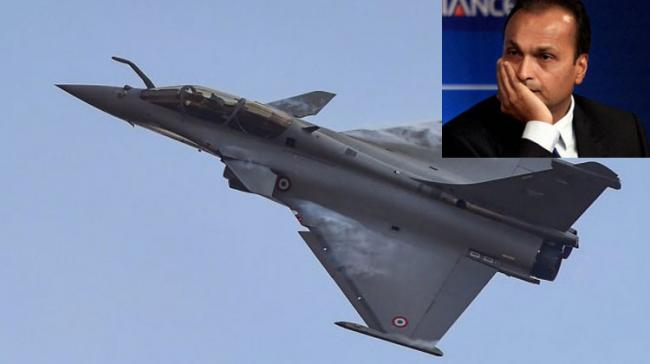 France Waived 143.7 mn Euro Tax Dues Of Anil Ambani Firm Months After Rafale Announcement - Sakshi Post