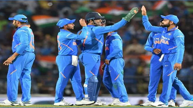 India squad for World Cup - Sakshi Post