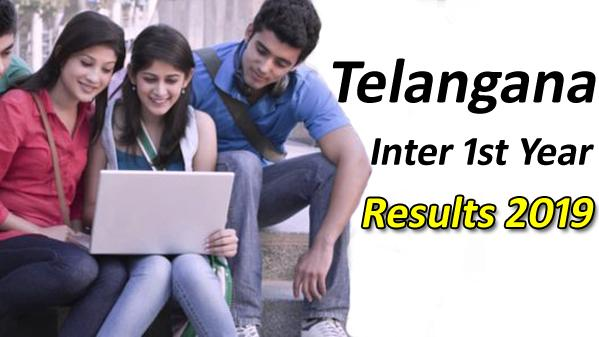 TS Inter 1st year results for the year 2019 - Sakshi Post