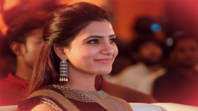 Samantha - Sakshi Post