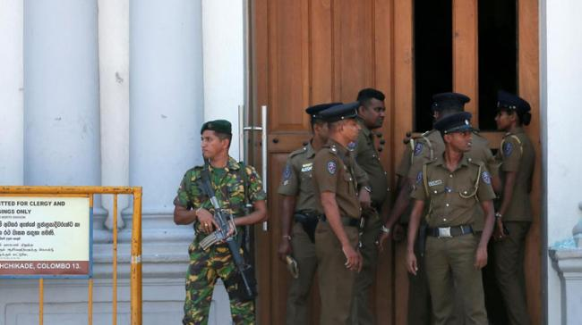 Another Explosion Near Church In Colombo - Sakshi Post