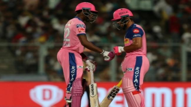 RR beat KKR by three wickets - Sakshi Post
