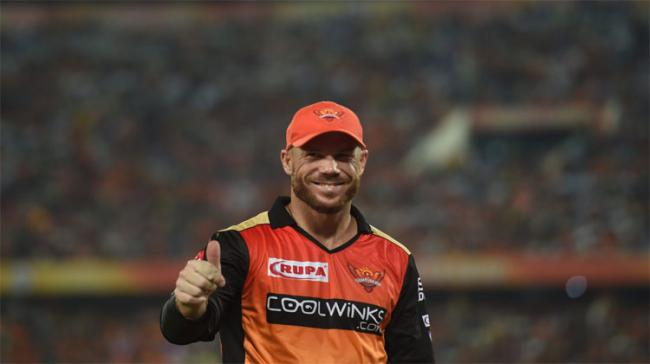 David Warner - Sakshi Post