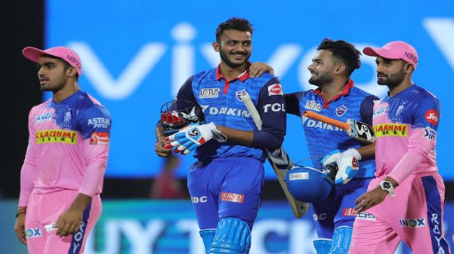 Rishabh Pant finishes the game with his 5th six - Sakshi Post