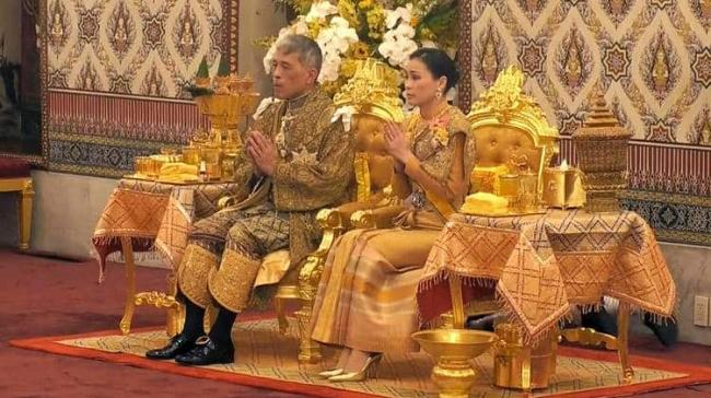 Thailand King Coronation - Sakshi Post