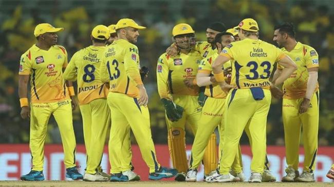 Chennai Super Kings storm into their eighth Indian Premier League (IPL) final - Sakshi Post