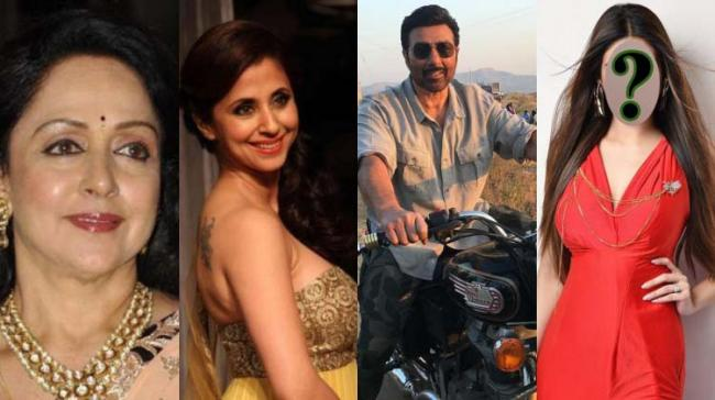 Actors who have turned into politicians - Sakshi Post