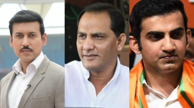 Sports Personalities who have turned into politicians - Sakshi Post