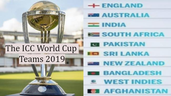 ICC World Cup 2019 - Sakshi Post