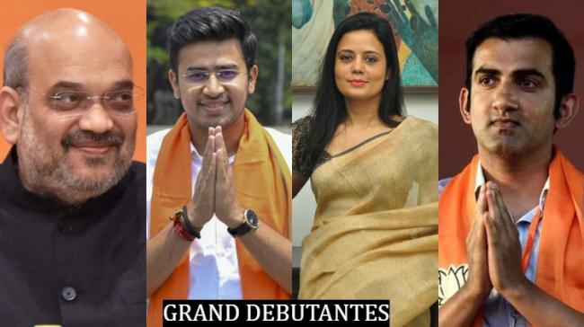 Grand entries of 2019 elections - Sakshi Post